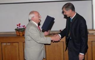 Prof. Dr. Werner Grüter, Prof. Dr. Josef H. Reichholf